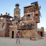 Burning Man Saves Bitcoin Price After Emergency Crystal Healing Ceremony