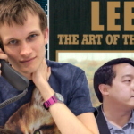 "Vitalik Learns from Mentor Charlie Lee in ""The Art of the Dump"""